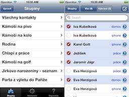 Gruppen SMS mit Sendebericht