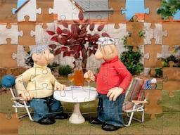 퍼즐 패트와 매트